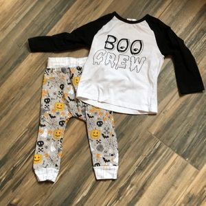 "Other - ""Boo Crew"" Boutique Baby Set"